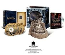 Lord of the Rings: Return of the King DVD 2004, 5-Disc Collector Gift Set Statue