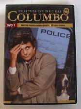 DVD COLUMBO - Peter FALK - N°1 - 2 EPISODES - RANCON POUR UN HOMME MORT / +1