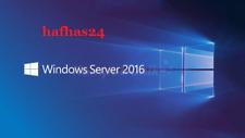 WINDOWS SERVER 2016 STANDARD 64 bit GENUINE LICENSE KEYS AND DOWNLOAD