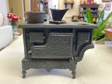 Antique Cast Iron Sample Stove made by Choice Stoves.