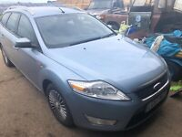 Ford mondeo estate tdci zetec