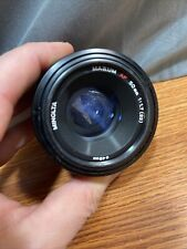 Minolta Maxxum 50mm f/1.7 AF Lens for Sony Alpha Great Shape