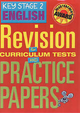 Key Stage 2 English: Revision for Curriculum Tests and Practice Papers by...