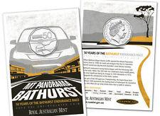 Australia 2013 Bathurst/Mt Panorama 50th Anniversary UNC 50 Cents SCARCE!