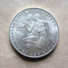 Olympia & Sport Münzen der BRD Mark-Währung