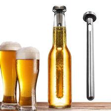 Beer Chiller Stick With Pourer Beer Cooler Beverage Cooling Rod Stainless Steel