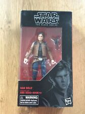 Star Wars Black series Han solo 6 inch figure