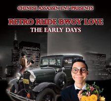 CHINESE ASSASSIN RETRO RUDE BOY CLASSIC MIX CD