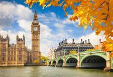 Big Ben London 7x5ft Backdrop Vinyl Photo Natural Scene Studio Props Background