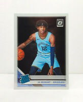 2019-20 Donruss Optic #168 Ja Morant Rated Rookie RC Memphis Grizzlies