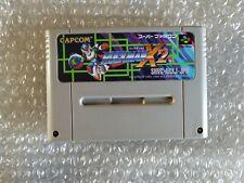 RockMan X2 SUPER FAMICOM NINTENDO NTSC-J JAPAN RARE SFC