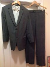 Radley New York Mens Pinstriped Suit Sz 42