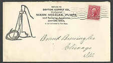 DATED 1904 COVER DAYTON OH SUPPLY CO HAS NIXON NOZZLES PUMPS&SPRAY EQUIPMENT