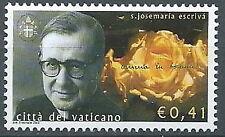 2003 VATICANO ESCRIVA MNH ** - ED