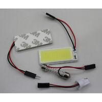 2x 12V Car White 36 COB LED Xenon HID Dome Map Light Bulb Interior Panel Lamp PG
