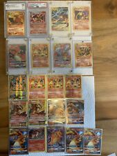 Charizard Lot Psa Included !