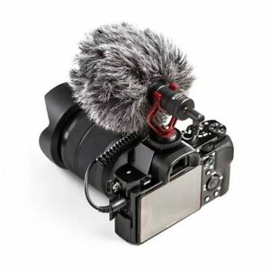 BOYA BY-MM1 Cardioid Condenser Microphone For Smartphone DSLR Camcorder Recorder