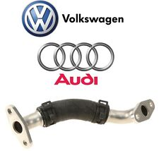 For Audi A3 A4 A5 VW GTI Jetta 2.0L Lower Turbocharger Oil Line OES 06H145735G