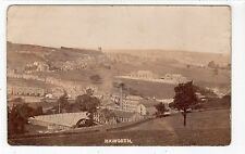 HAWORTH: Yorkshire postcard (C19841)