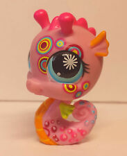 Littlest Pet Shop LPS #1011 Postcard Pet Seahorse
