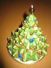 Hutschenreuther 2006 Weihnachtsbaum Spieldose Spieluhr Musik
