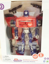 Kid Connection Mutator Collection 1:24 Scale Transforming Car Robot Red Blue New