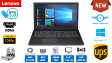 NEU Business Notebook mit Office, PC, DVD Laufwerk, Portable Windows 10 Computer