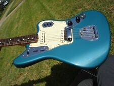 Fender American Vintage 62 1962 Reissue Jaguar Ocean Turquoise Blue USA AVRI