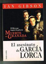 Ian Gibson El Asesinato De Garcia Lorca Plaza & Janes 1997 Spain