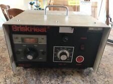 Briskheat Temperature Regulator TT8301-S04 120V Aviation (H53) Collectors Parts