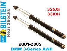 Bilstein B4 Series OE Grade Rear Shocks | 2001-2005 BMW 325Xi 330Xi AWD