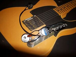Telecaster Tele 3 Way Solderless Wiring Harness