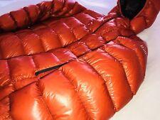 Splendido RAB Infinity Sangue Arancione Giacca XL-KIT dall'aspetto incredibile!