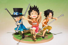 One Piece Zero A Promise of Brothers Luffy, Ace & Sabo Figuarts Tamashii Nations