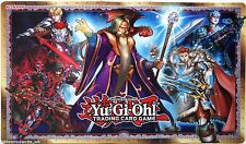 Yu-Gi-Oh! Noble Knights Of The Round Table Playmat :: Official Konami Mat ::