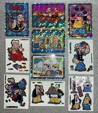 Popeye Stickers1994 vintage king features syndicate hearst corporation