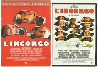 L'INGORGO Collector's Edition DVD Film ITALIANO PAL un Film di Luigi Comencini