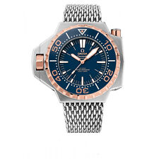 OMEGA Mechanical Automatic Titanium Strap Wristwatches