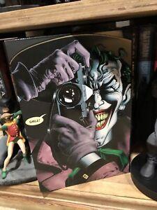 Absolute Batman: The Killing Joke Hardcover Alan Moore Brian Bolland Brand New