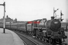 PHOTO  BR 5MT 73051 1958 AT GLOUCESTER EASTGATE 09.25 BOURNEMOUTH WEST-LIVERPOOL