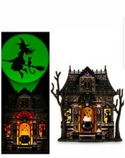 Bath & Body Works Haunted House Projector Night Light Plug Halloween