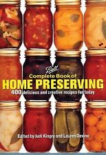 Ball Complete Book of Home Preserving : 400 Delicious and Creative Recipes for..