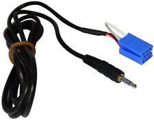 Adaptateur Câble AUX mini ISO vers Jack 3.5mm pour SMART Fortwo Forfour 450