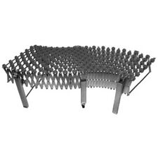 Rulliera Estensibile Ruote Rotelle Acciaio mm.600x1500-5900 h.550-850 ES61559AF