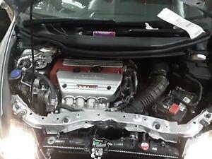 HONDA CIVIC ENGINE PETROL, 2.0, K20Z4, TYPE R, 8TH GEN (VIN SHHFN2), 06/07-12/11