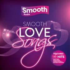 Smooth Radio - Smooth Love Songs CD *NEW & SEALED*