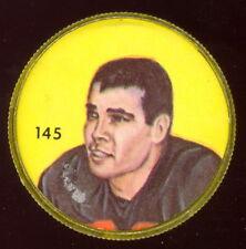 1963 CFL NALLEY'S FOOTBALL COIN #145 JOE KAPP SP B C LIONS VIKINGS NALLEYS