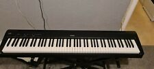 More details for kawai es110 portable digital piano with weighted action and free stand