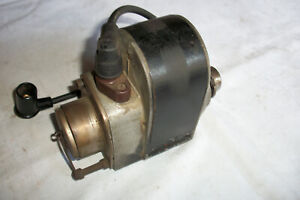 Oldtimer Zündmagnet für einzylinder ( vermutlich Vorkrieg )
