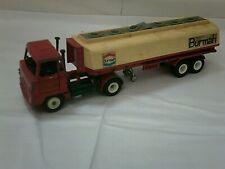 Vintage Dinky Toys Foden Burmah Petrol Tanker Model for Restoration